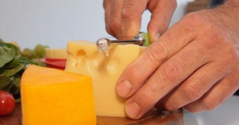 Cómo cortar quesos: consejos de expertos