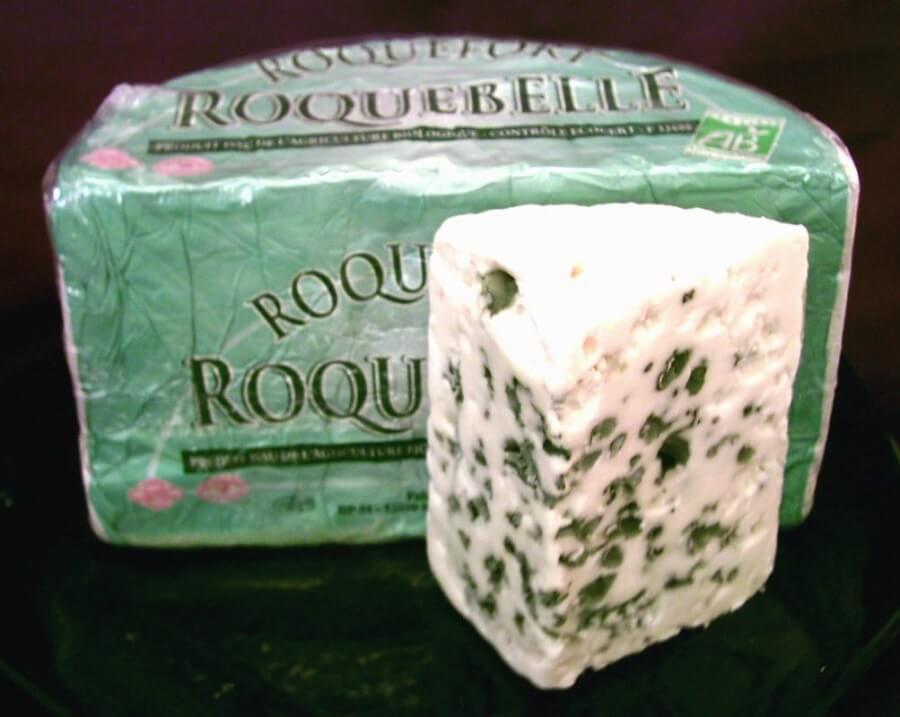 Es importante detectar la originalidad del Queso Roquefort