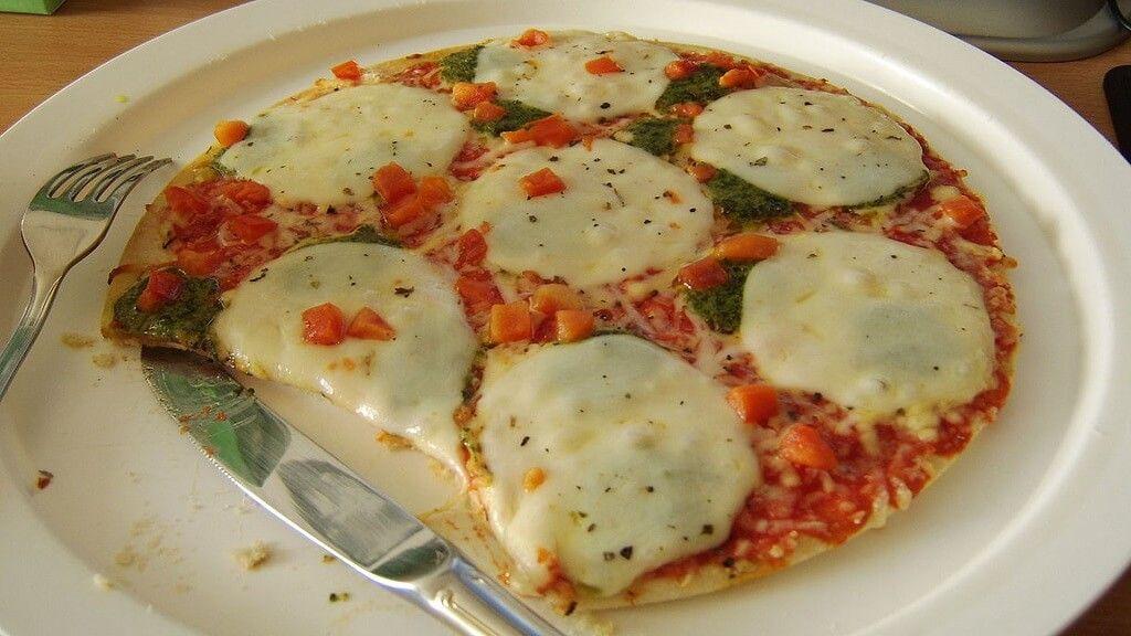 Mozzarella para pizzas, un clásico