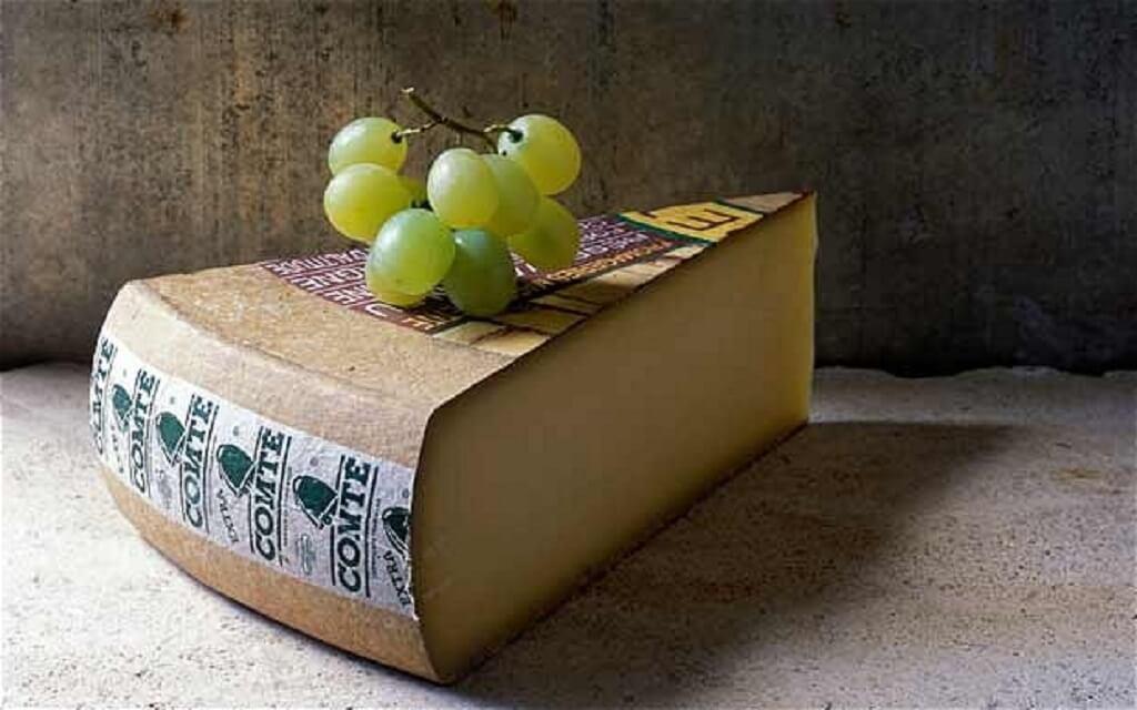 Resultado de imagen para queso comté en el macizo del jura