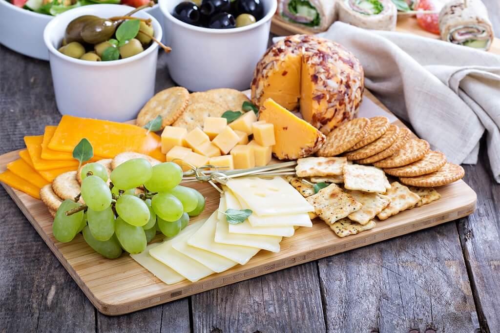 Cómo preparar la mejor tabla de quesos