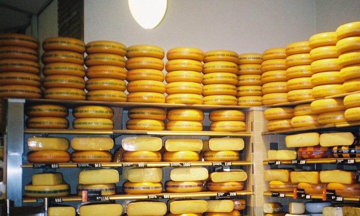 Comprar queso por horma, una moda que crece