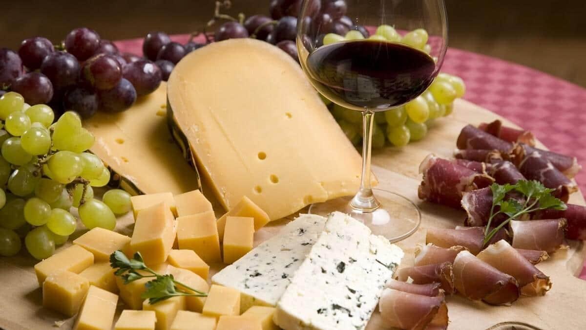 El arte de maridar vinos y quesos