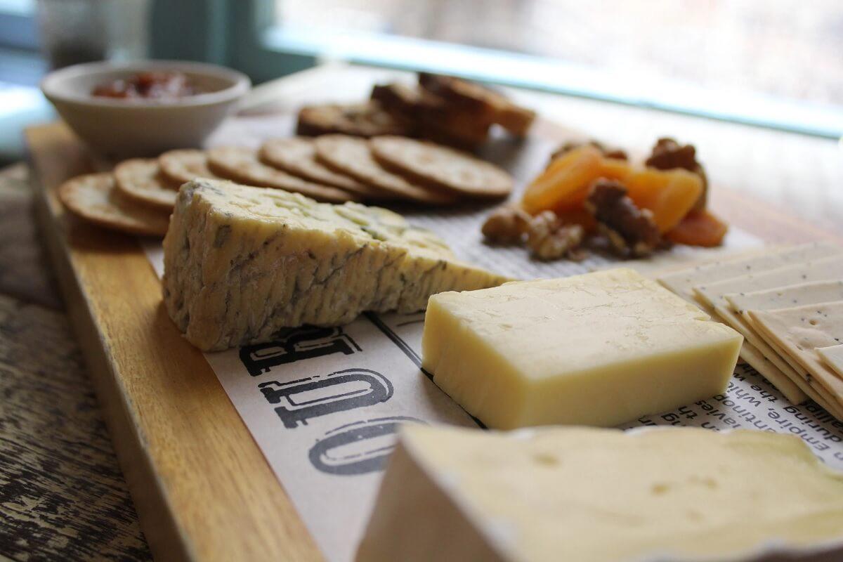 ¿Cómo se hace una cata de quesos?