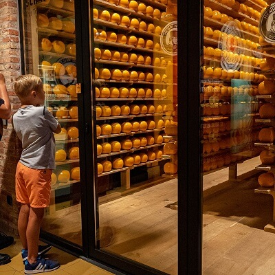 Tour del queso Edam en Holanda